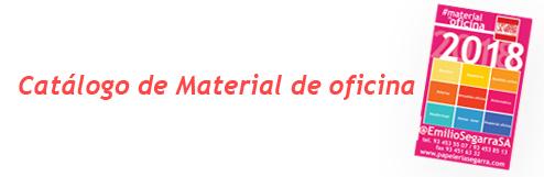 01 img catalogo material oficina 2018 - ofertas especiales