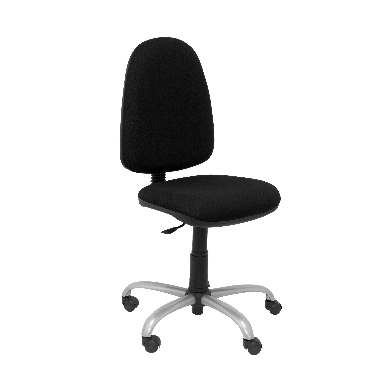 Silla oficina negra ref: 72 PC - Papeleria Segarra
